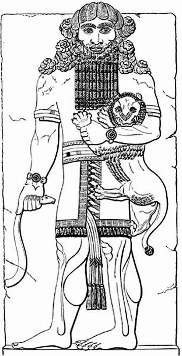 epic of gilgamesh a hero What is an epic hero  king arthur, beowulf, siegfried, gilgamesh, and rama are all examples of epic heroes to learn more about other hero types,.