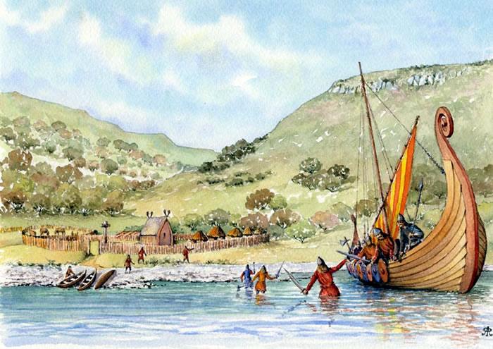 Viking invasion of england essay