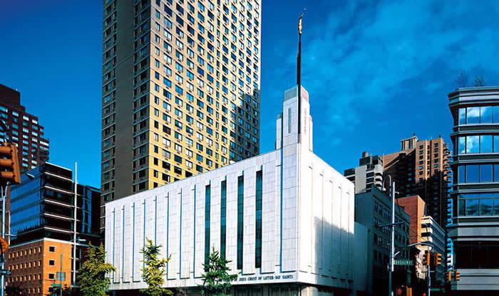 Lds Temple Manhattan New York