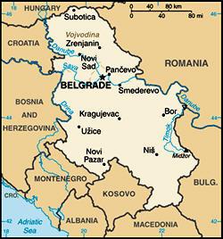 Countries of the World: Serbia (Yugoslavia)
